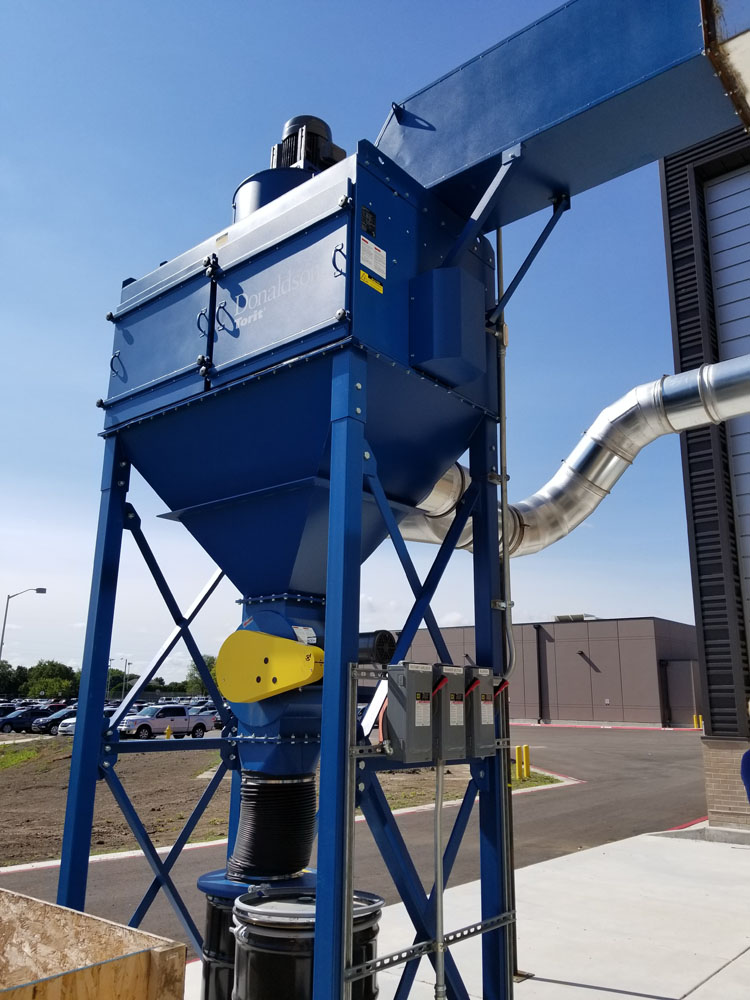 Installations Industrial Air Technology